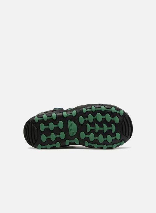 Sandales et nu-pieds Kamik Crab Vert vue haut