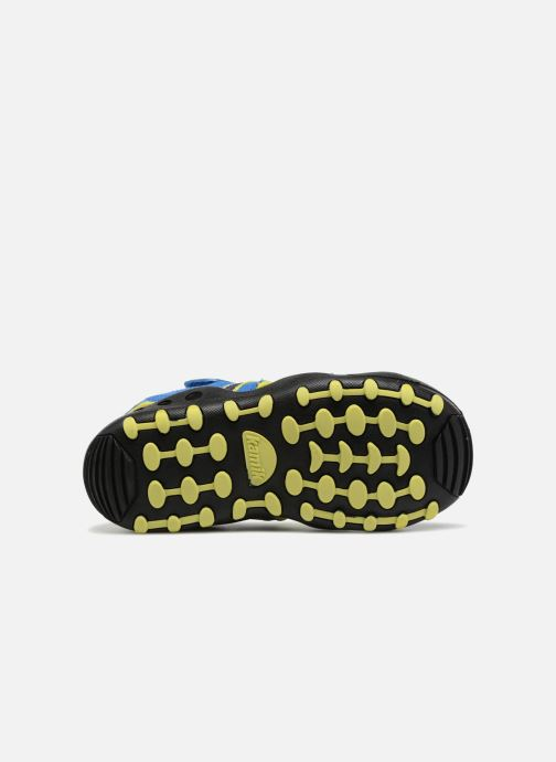 Sandales et nu-pieds Kamik Crab Bleu vue haut