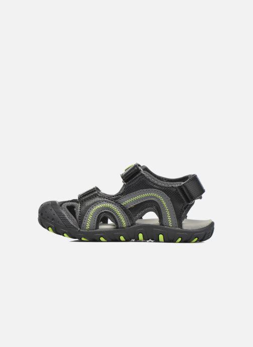 Sandales et nu-pieds Kamik Seaturtle Noir vue face