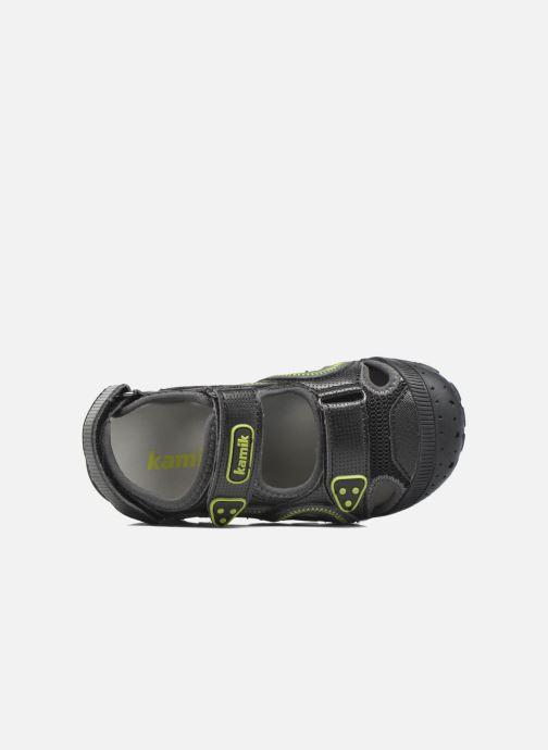 Sandales et nu-pieds Kamik Seaturtle Noir vue gauche