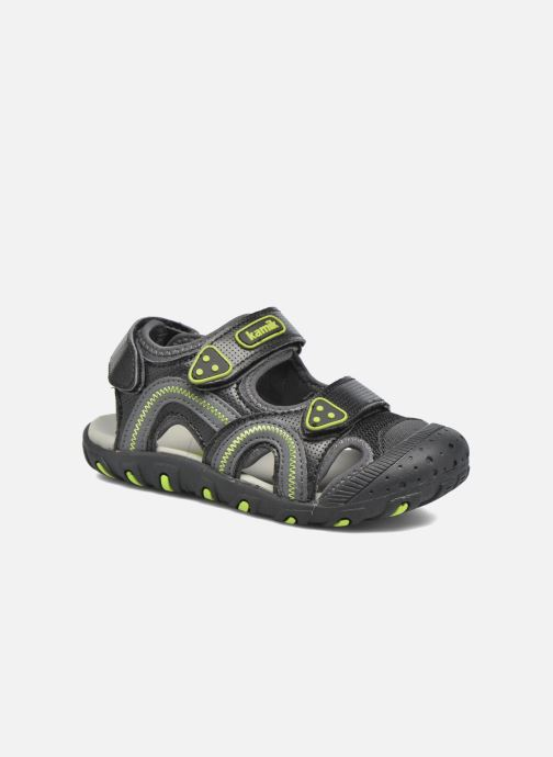 Sandales et nu-pieds Kamik Seaturtle Noir vue détail/paire