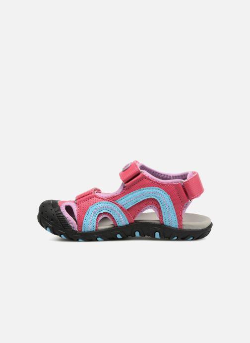 Sandales et nu-pieds Kamik Seaturtle Rose vue face