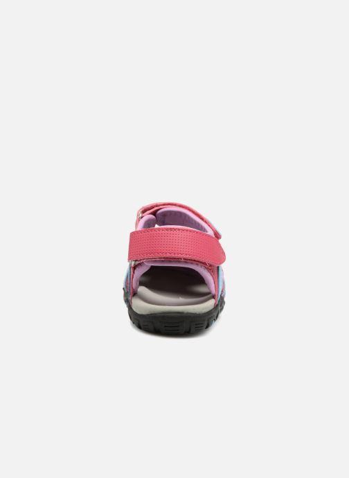 Sandales et nu-pieds Kamik Seaturtle Rose vue droite