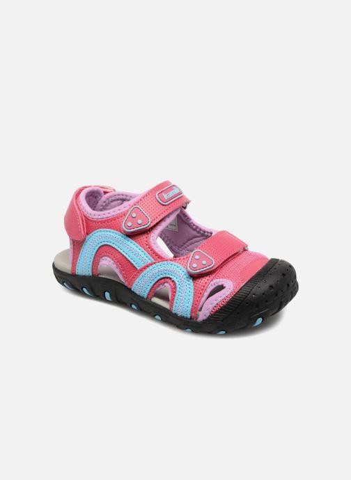 Sandales et nu-pieds Kamik Seaturtle Rose vue détail/paire