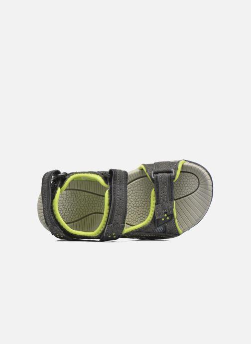 Sandales et nu-pieds Kamik Lobster Noir vue gauche