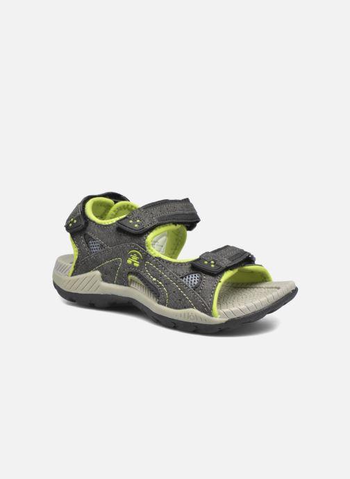 Sandales et nu-pieds Kamik Lobster Noir vue détail/paire
