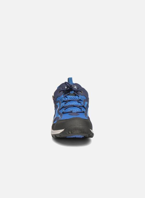 Chaussures de sport Kamik Groove Bleu vue portées chaussures