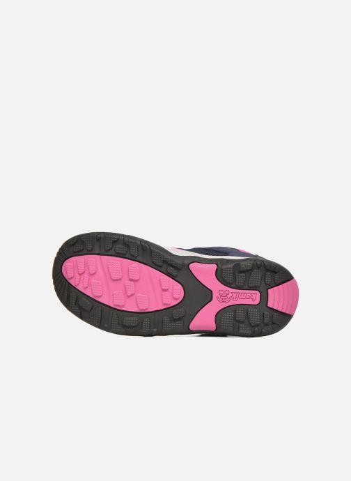 Chaussures de sport Kamik Groove Rose vue haut