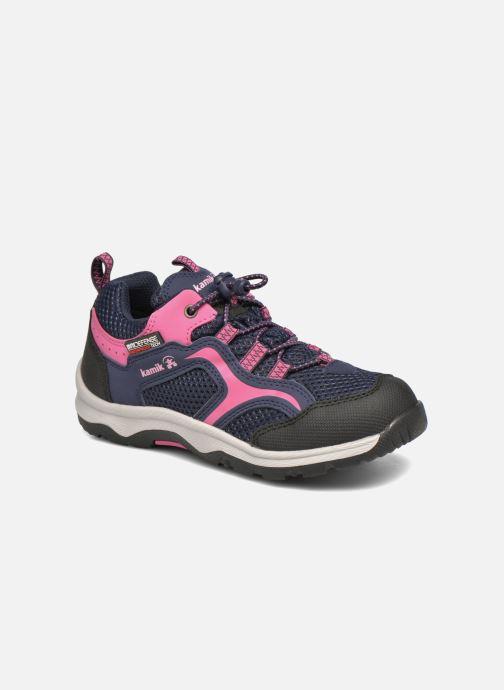 Chaussures de sport Kamik Groove Rose vue détail/paire