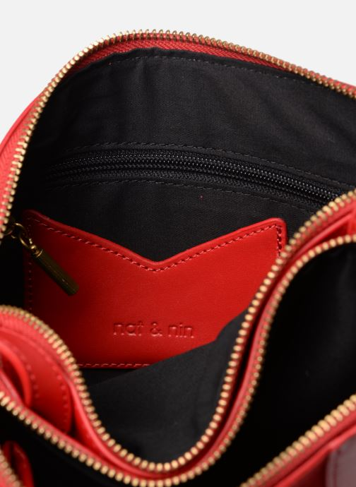 Mini Bags Nat & Nin Anita rot ansicht von hinten
