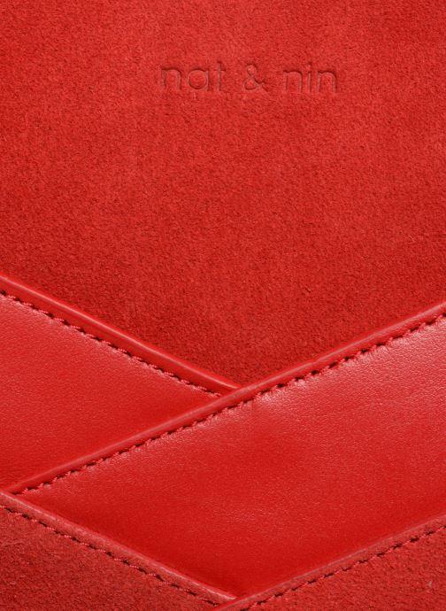 Mini Bags Nat & Nin Anita rot ansicht von links