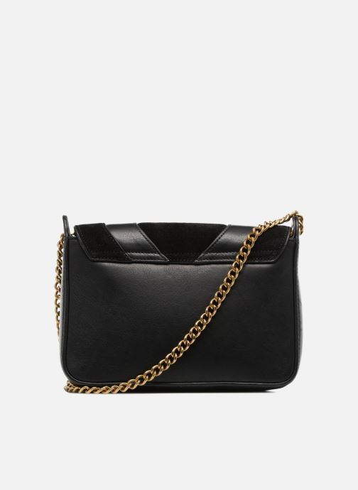 Clutch bags Nat & Nin Capri Black front view
