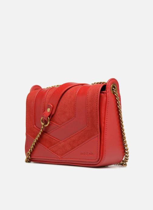 Clutch bags Nat & Nin Capri Red model view