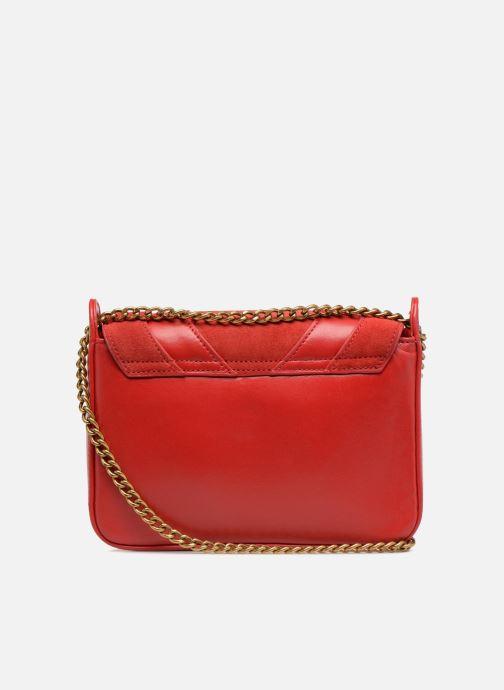 Clutch bags Nat & Nin Capri Red front view