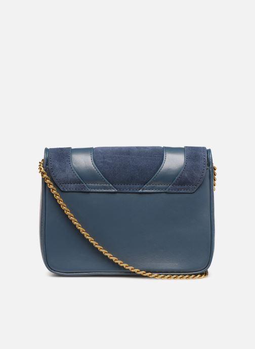 Sacs pochettes Nat & Nin Capri Bleu vue face