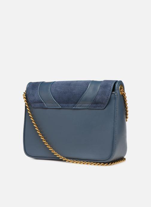Sacs pochettes Nat & Nin Capri Bleu vue droite