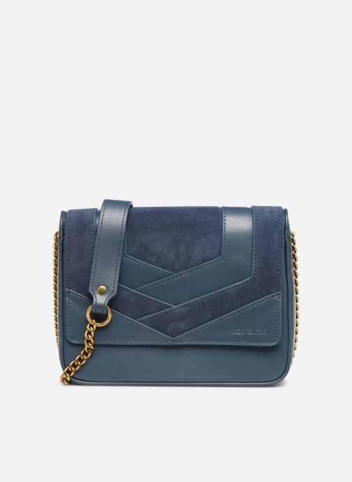 Sacs pochettes Nat & Nin Capri Bleu vue détail/paire