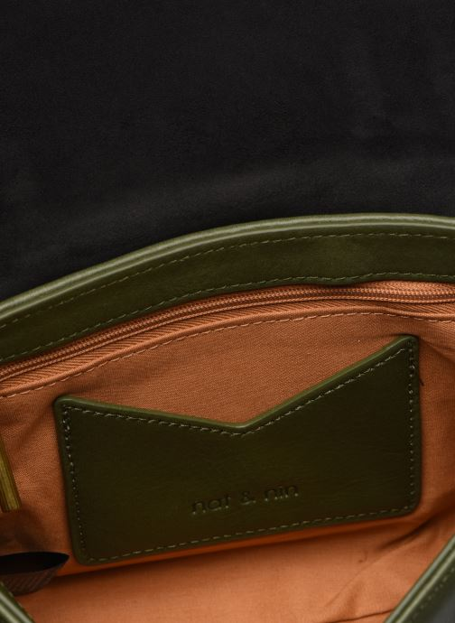 Sacs pochettes Nat & Nin Capri Vert vue derrière
