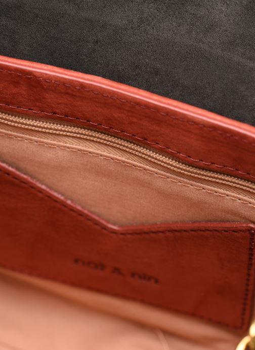Sacs pochettes Nat & Nin Capri Rouge vue gauche