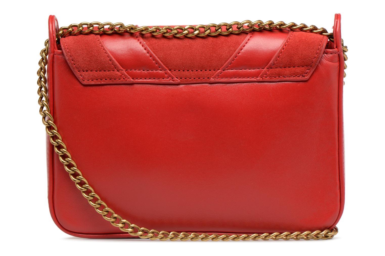 Mini Bags Nat & Nin Capri rot ansicht von vorne