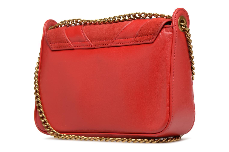 Mini Bags Nat & Nin Capri rot ansicht von rechts