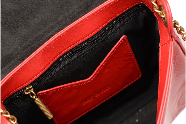Mini Bags Nat & Nin Capri rot ansicht von hinten