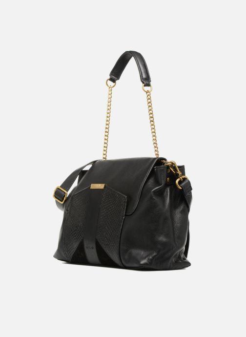 Handtassen Nat & Nin Chiara Zwart model