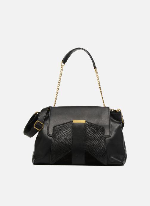 Handtassen Nat & Nin Chiara Zwart detail