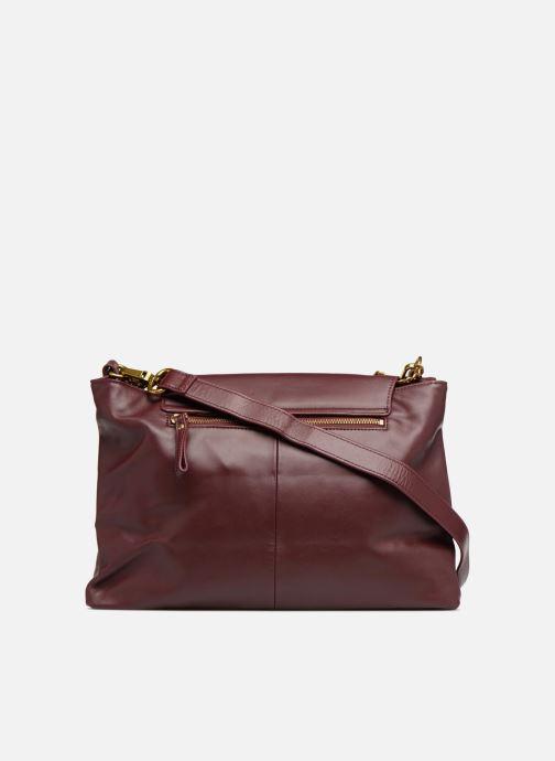 Handtaschen Nat & Nin Chiara weinrot ansicht von vorne