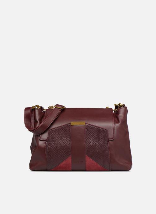 Handtaschen Nat & Nin Chiara weinrot detaillierte ansicht/modell