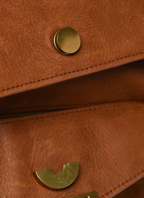 Handtaschen Nat & Nin Chiara braun ansicht von links
