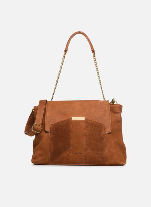 Handtaschen Nat & Nin Chiara braun detaillierte ansicht/modell