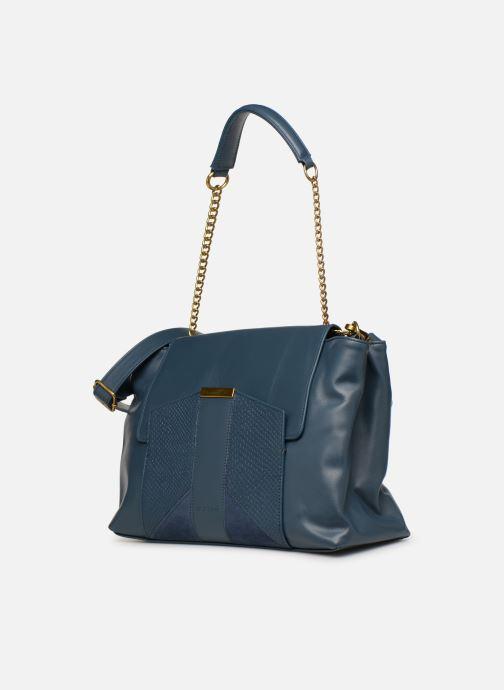 Handtassen Nat & Nin Chiara Blauw model