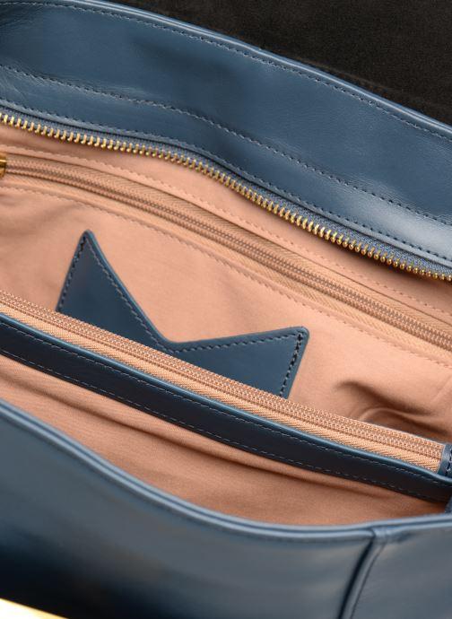 Handtassen Nat & Nin Chiara Blauw achterkant
