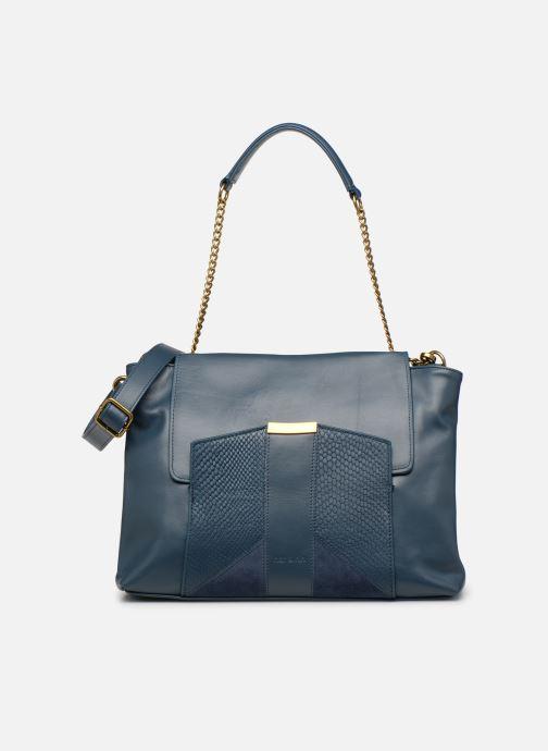 Handtassen Nat & Nin Chiara Blauw detail