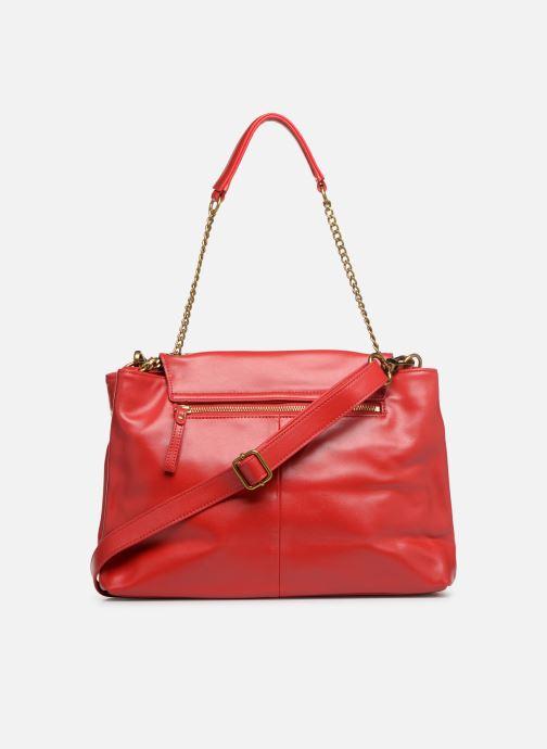 Handtaschen Nat & Nin Chiara rot ansicht von vorne