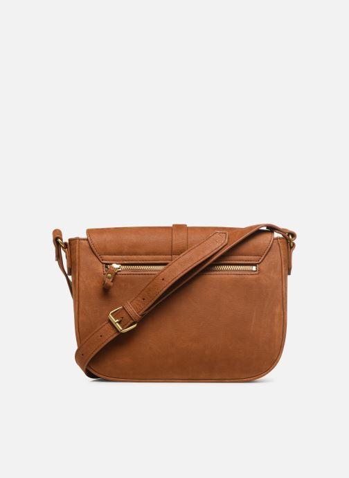 Mini Bags Nat & Nin Paola braun ansicht von vorne