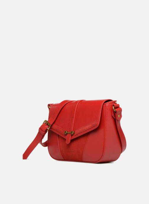 Mini Bags Nat & Nin Paola rot schuhe getragen