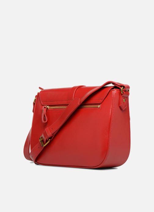 Mini Bags Nat & Nin Paola rot ansicht von rechts