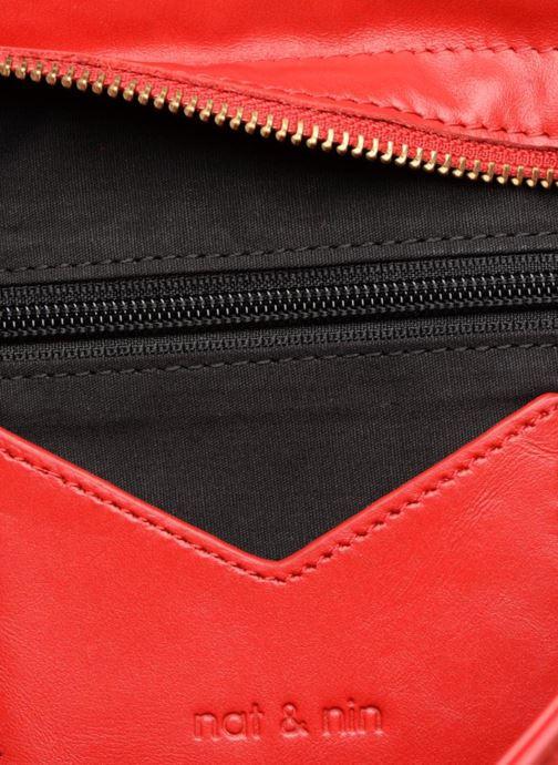 Mini Bags Nat & Nin Paola rot ansicht von hinten