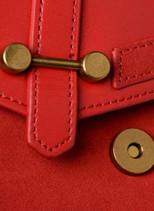 Mini Bags Nat & Nin Paola rot ansicht von links