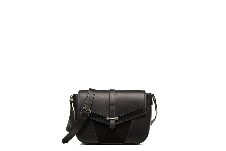 Clutch bags Nat & Nin Paola Black detailed view/ Pair view