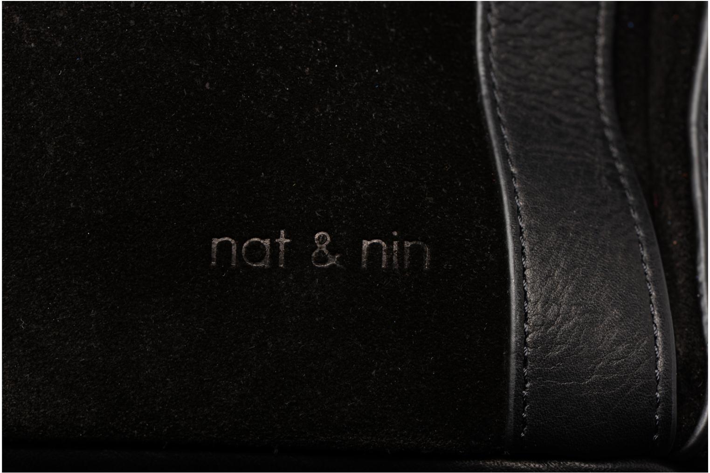 Sacs à main Nat & Nin Solange Noir vue gauche