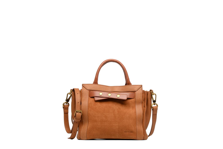 Handbags Nat & Nin Solange Brown detailed view/ Pair view