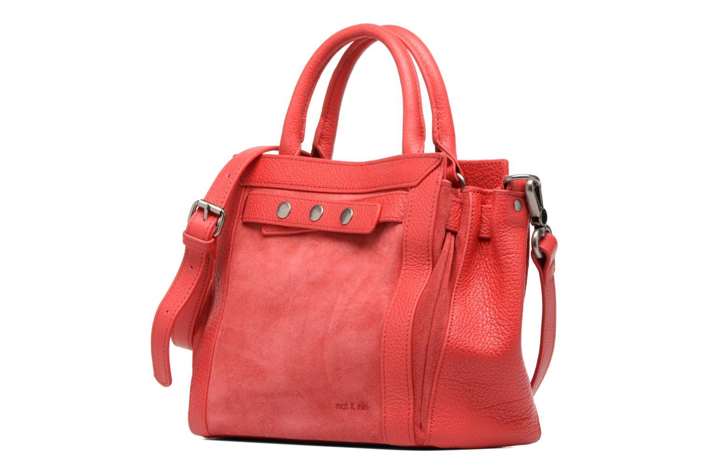 Handtaschen Nat & Nin Solange rot schuhe getragen