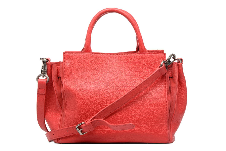 Handtaschen Nat & Nin Solange rot ansicht von vorne