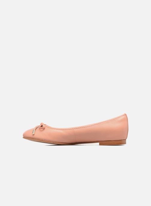 Ballerines Clarks Grace Lily Rose vue face