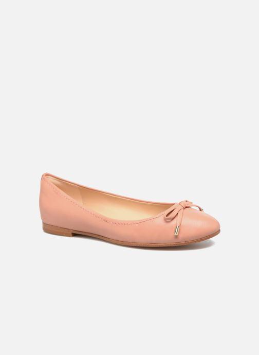 Ballerines Clarks Grace Lily Rose vue détail/paire