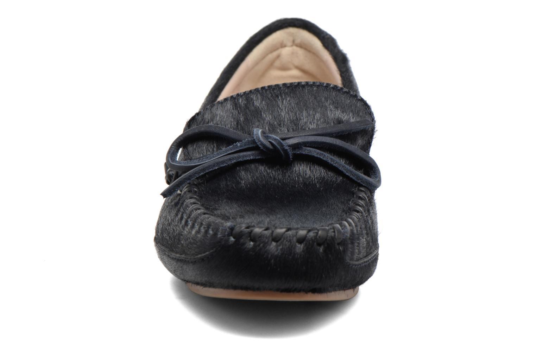Loafers Clarks Natala Rio Sort se skoene på