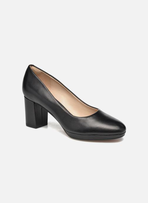 0ee4988161c Clarks Kelda Hope (Black) - High heels chez Sarenza (285862)